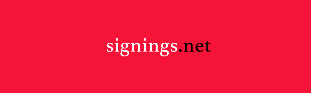 signings.net - Autograph Signings, Conventions, Celebrity Appearances