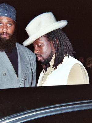 Wyclef Jean Paparazzi Shot by Justin Steffman