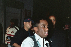 Diddy with Justin Steffman