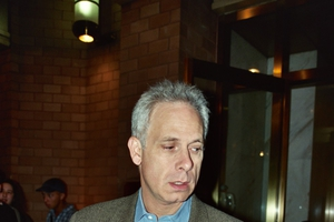 Christopher Guest with Justin Steffman