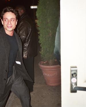 Chris Kattan with Justin Steffman