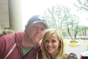 Reese Witherspoon with David Durocher
