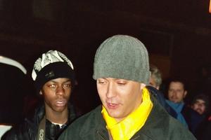Dave Matthews with Justin Steffman