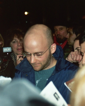 Moby with Justin Steffman
