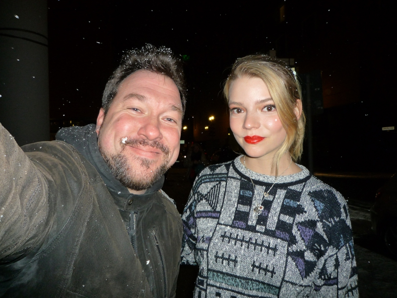 Anya Taylor-Joy Photo with Authentic Autograph Dealer RB-Autogramme Berlin