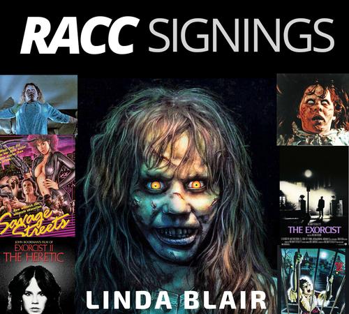 Linda Blair ('The Exorcist') Autograph Signing Announcement!