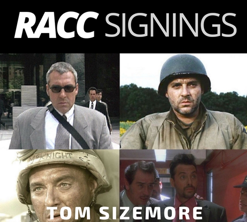 Tom Sizemore Autograph Signing!