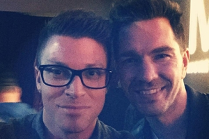 Andy Grammer with Shaun Philipps