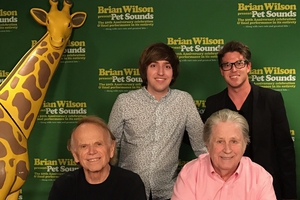 Al Jardine with Shaun Philipps