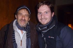 James Horner with Robert Swale
