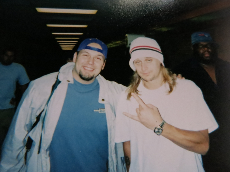 Kid Rock Photo with RACC Autograph Collector Autographs99