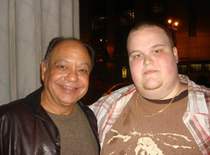 Cheech Marin Photo with Authentic Autograph Dealer Piece Of History Collectibles