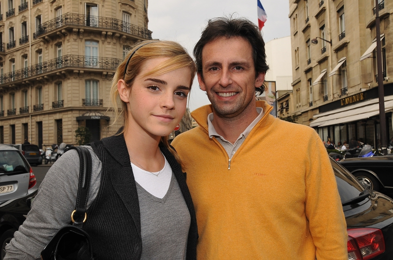 Emma Watson Photo with RACC Autograph Collector CB Autographs