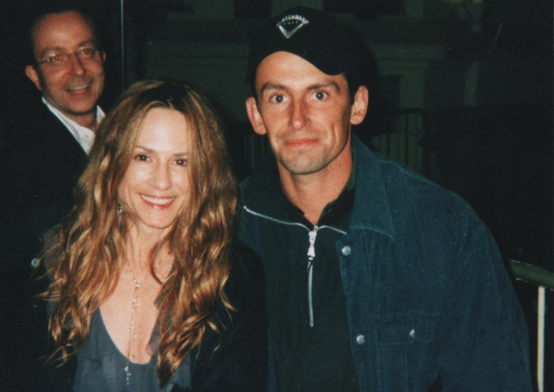 Holly Hunter Photo with RACC Autograph Collector CB Autographs