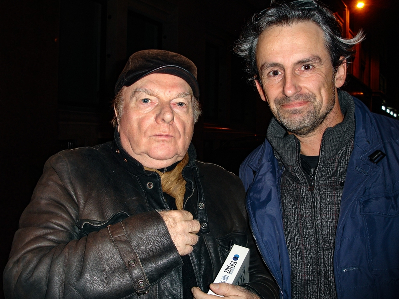Van Morrison Photo with RACC Autograph Collector CB Autographs