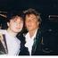 Rod Stewart Autograph Profile