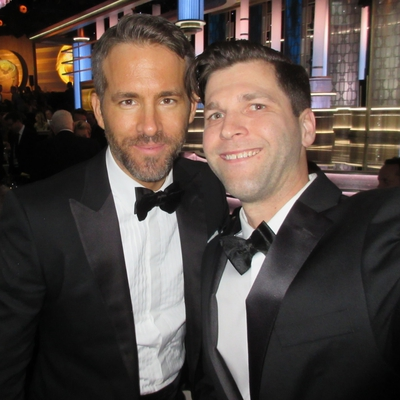Ryan Reynolds Autograph Profile