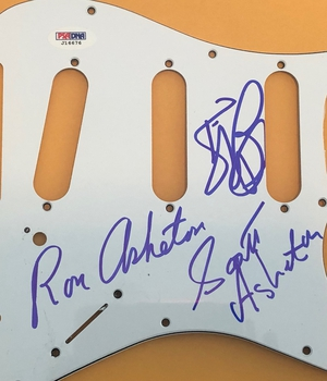 Iggy Pop Autograph