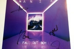 Andy Hurley Autograph