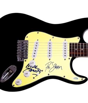Mick Jones Autograph