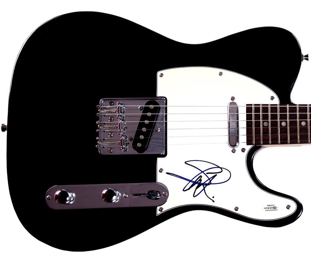 Steve Harris Autograph