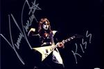 Vinnie Vincent Autograph