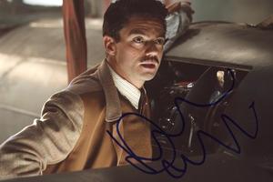 Dominic Cooper Autograph