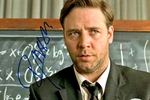 Russell Crowe Autograph