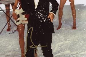 Bill Nighy Autograph