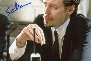 Steve Buscemi Autograph