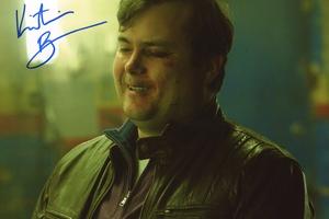 Kristian Bruun Autograph