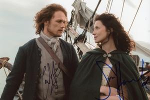 Caitriona Balfe Autograph