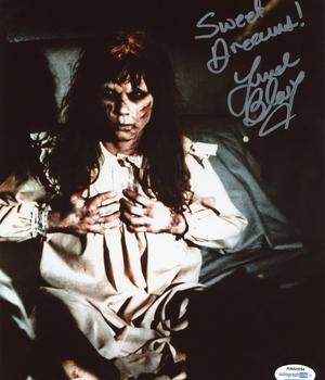 Linda Blair Autograph