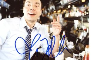 Jimmy Fallon Autograph