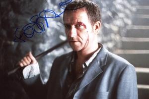 Sean Pertwee Autograph