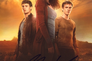 Max Irons Autograph