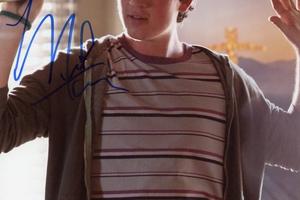 Miles Teller Autograph