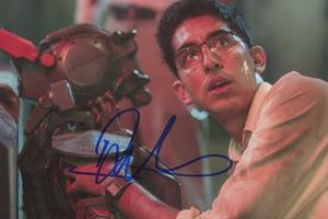 Dev Patel Autograph