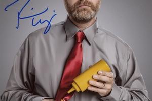 Rainn Wilson Autograph