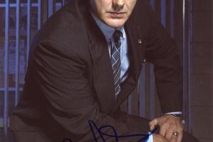 Chris Noth Autograph