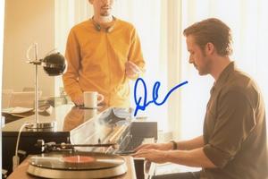 Damien Chazelle Autograph
