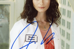 Jill Hennessy Autograph