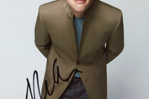 Max Greenfield Autograph