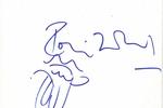 Ronnie Wood Autograph