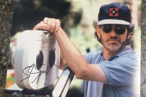 Steven Spielberg Autograph
