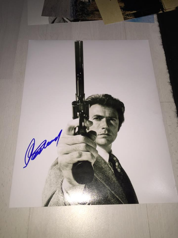 Autograph purchased from RACC Trusted Seller Mike Sig
