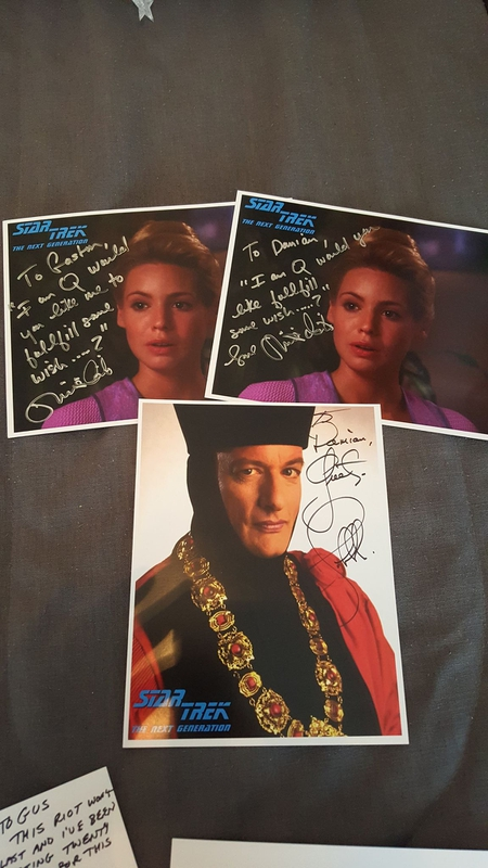 Autograph purchased from RACC Trusted Seller Liza Cansino