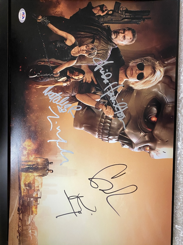 Autograph purchased from RACC Trusted Seller Joseph Michael