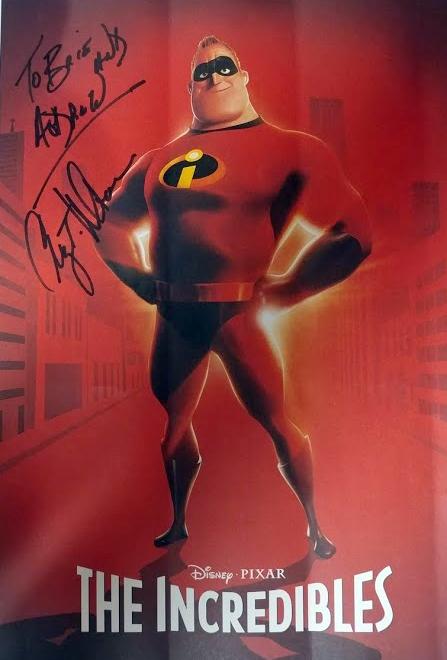 Craig T. Nelson Autograph by Fanmail TTM