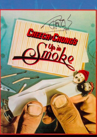 Tommy Chong Autograph by Fanmail TTM
